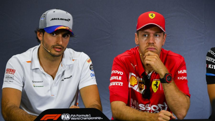 Science gets an advantage over other drivers with the extra Ferrari test