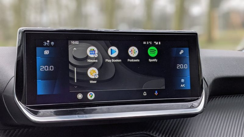 Using Android Auto wirelessly that's how it works
