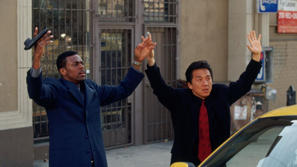 Rush Hour can be seen on Veronica on Tuesday