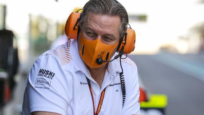 De opmars van McLaren-CEO Zak Brown