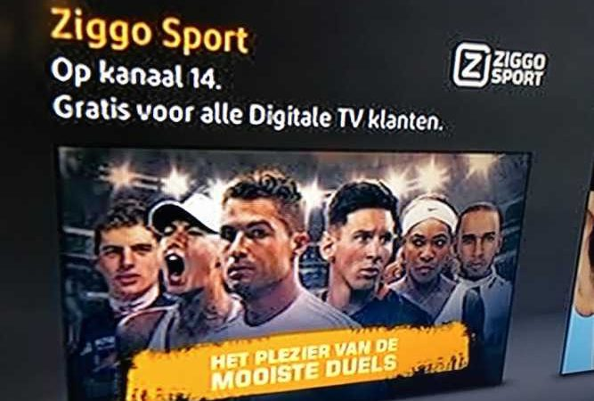 Ziggo Sport broadcasts live broadcasts of the Olympic women's water polo qualification tournament