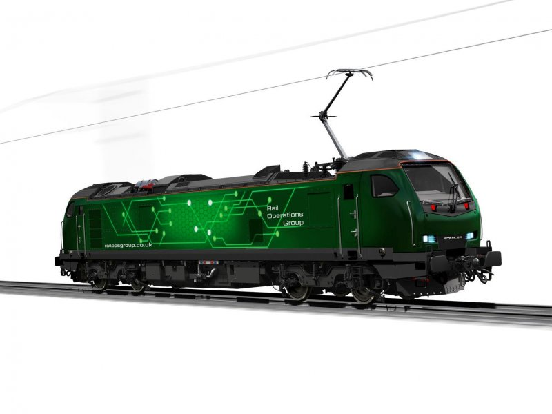 Stadler supplies Class 93 engines to the United Kingdom