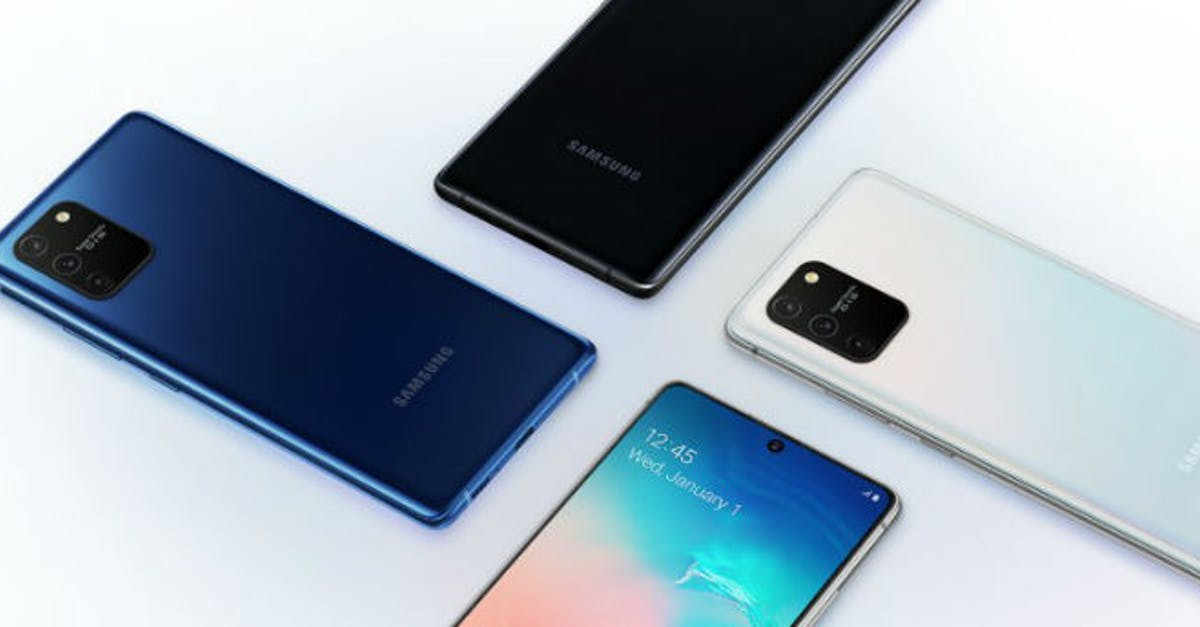 Samsung has discontinued rolling out the Android 11 update for the Galaxy S10 series