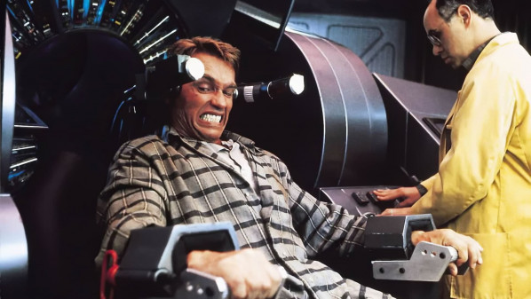 Paul Verhoeven's classic Total Recall can be watched on Veronica Channel on Saturday
