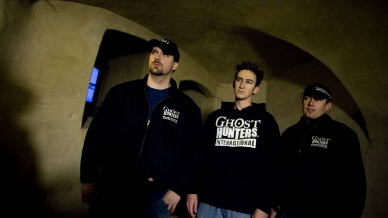 The time Ghost Hunters International came to the Netherlands