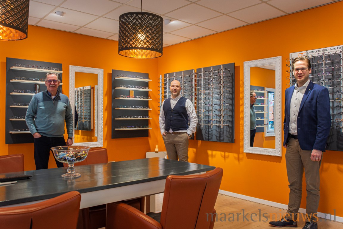 Acquisition of Frank Optiek Markelo – Maarkelsnieuws.nl
