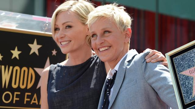 Most likely, actress Portia de Rossi will receive a congratulation from his wife, presenter Ellen DeGeneres, on the occasion of her 48th birthday.