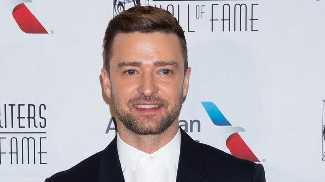 Also glamor for Justin Timberlake: The singer turns 40 on Sunday.