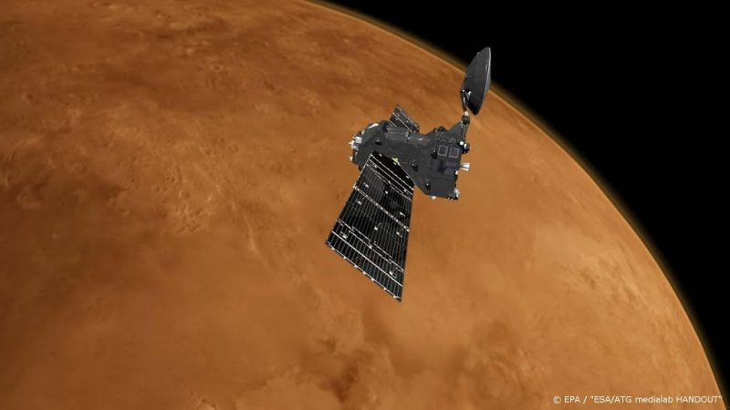 A nuclear powered spaceship could cut travel time to Mars in half - Wel.nl
