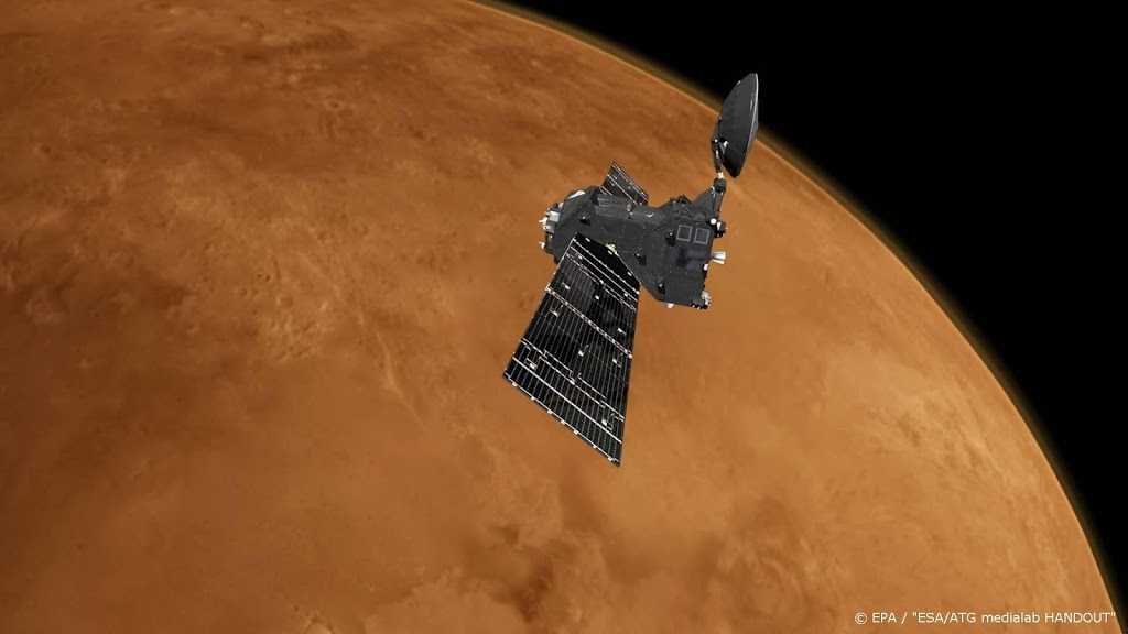 A nuclear powered spaceship could cut travel time to Mars in half – Wel.nl