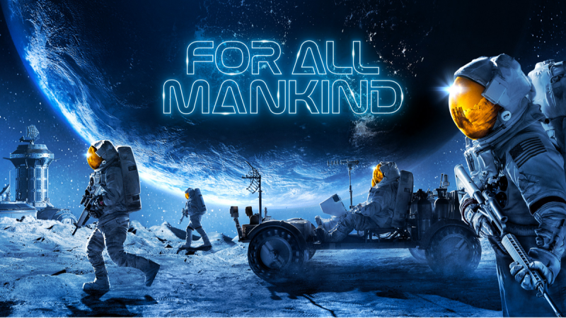 Apple TV + For All Mankind Season 2 Trailer: Hot Space Race