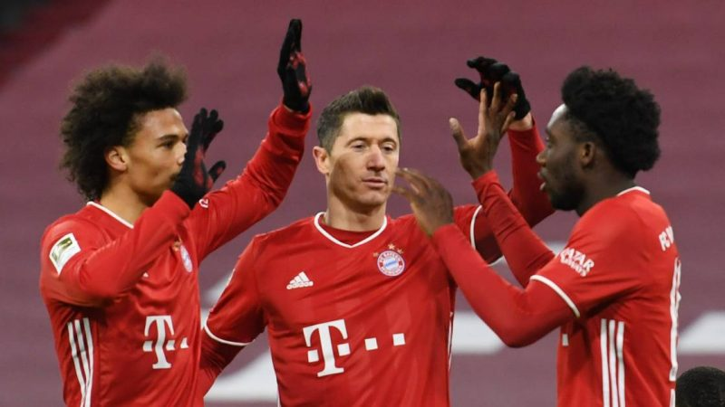 Bayern Munich recovers after an exciting first half against Mainz |  sport
