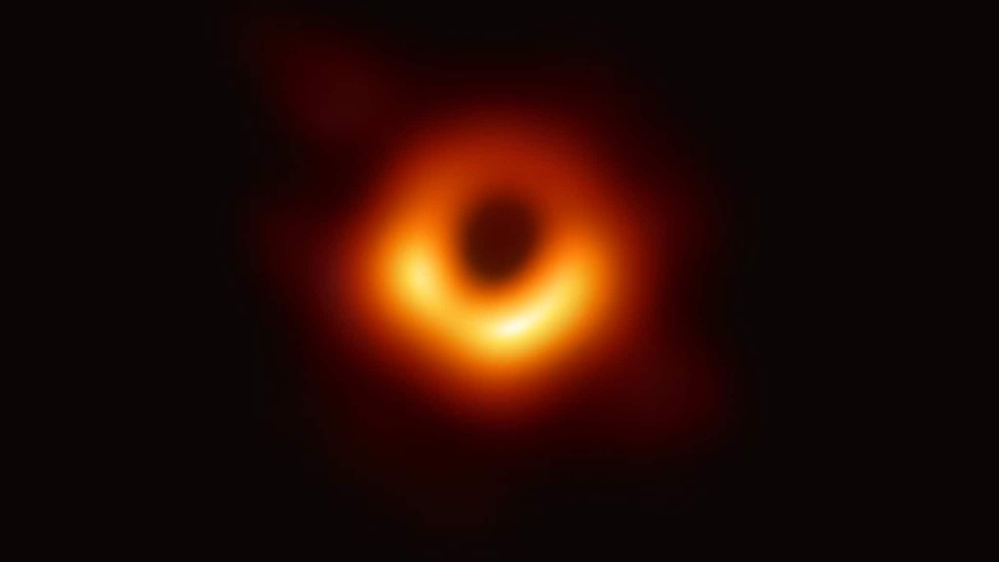 Black Hole Image Prize Wins Professor Nijmegen an Important American Award