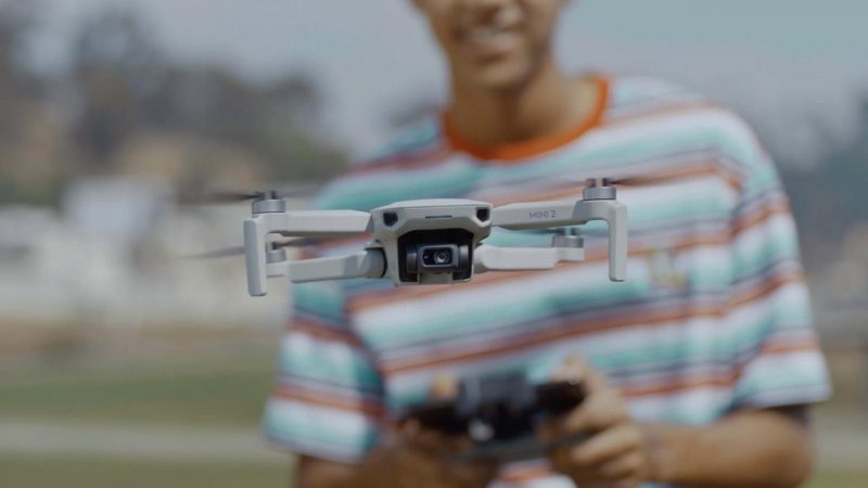 Chinese drone maker DJI has added to the US 'blacklist'    right Now