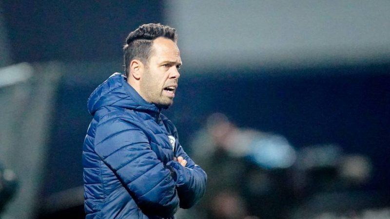 Coach Van der Vein immediately leaves Den Bosch after a turbulent week |  Dutch football