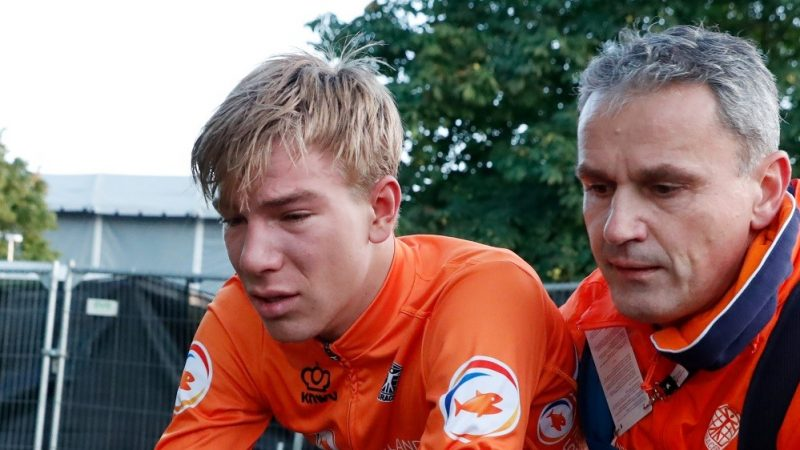 Cyclist Nils Eichhoff catches up with the CAS arbitration case