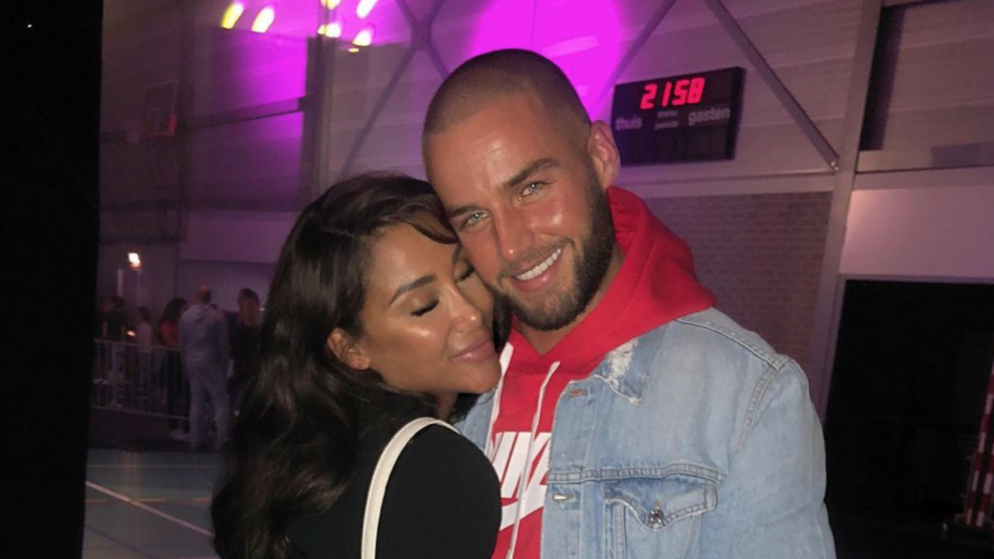 Donnie Roelvink's girlfriend declares love with a special tattoo