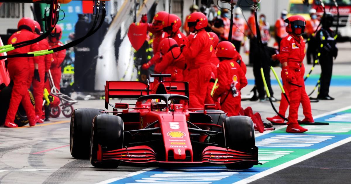 First: Ferrari captures the talent of Dutch racing Maya Woj (16) |  sport