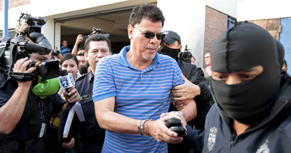 Former El Salvador soccer coach extradited to the United States in a corruption case |  sport