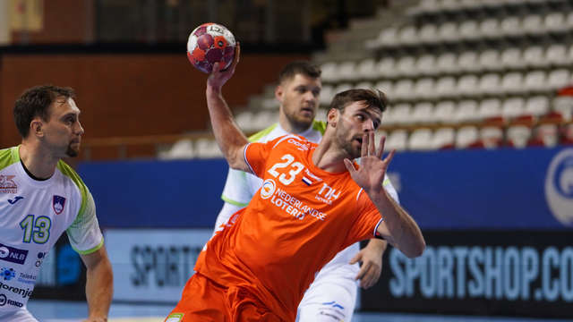 Handball player Jorn Smits moves to Denmark |  1 Limburg