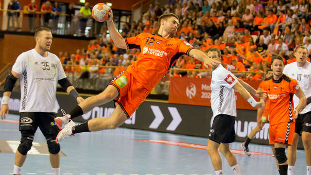Handball players can forget the World Cup  1 Limburg