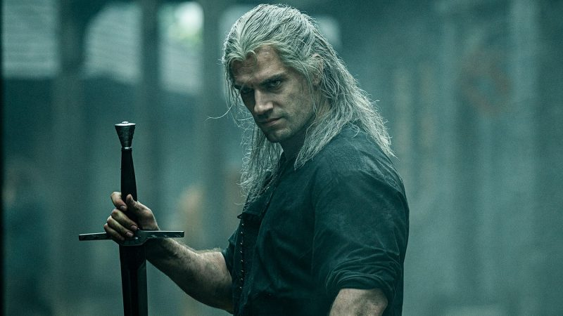 Henry Cavill has good news for The Witcher