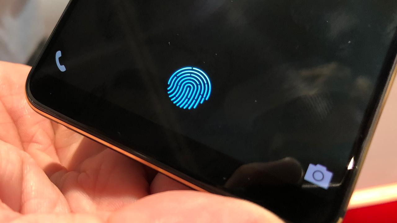IPhone 13 gets an under-screen fingerprint scanner |  right Now