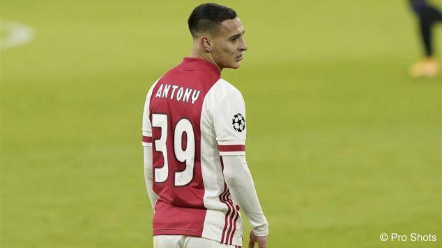 """Kiev praises Anthony: """"Football is not a schoolboy"""""""