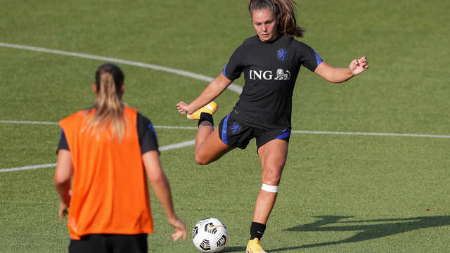 Lickie Martens looks forward to a real test against USA |  1 Limburg