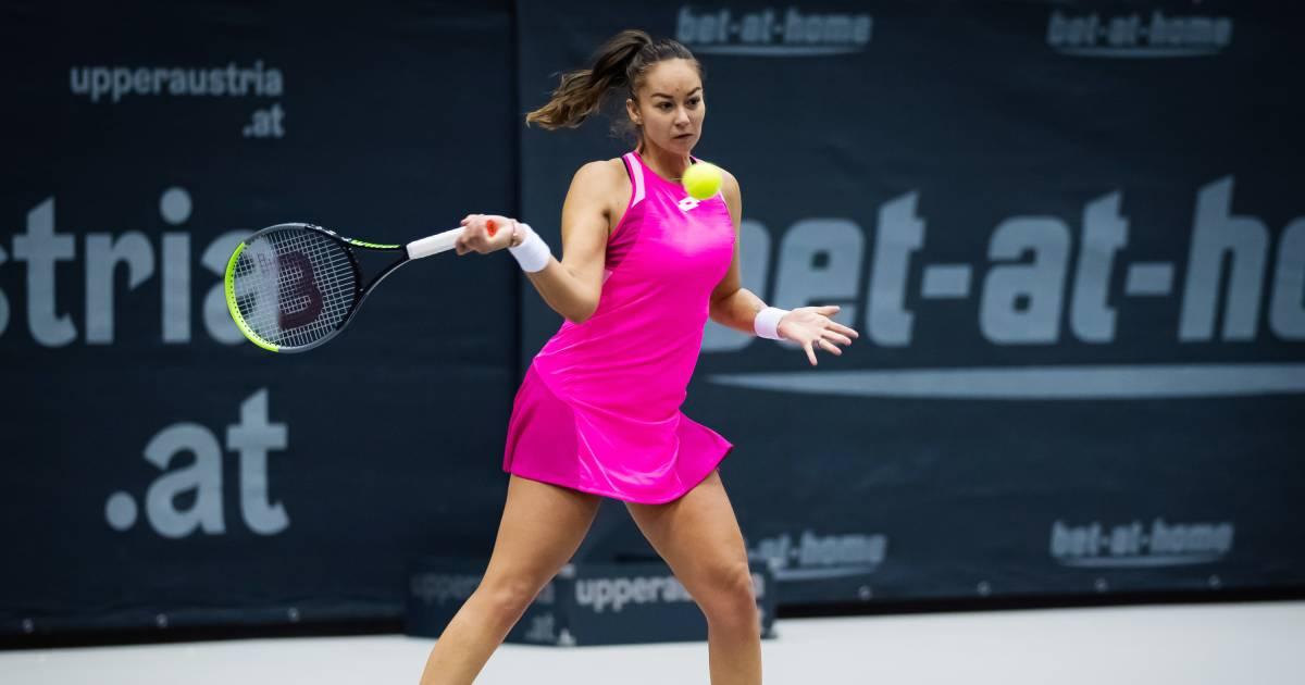 Patinama Kirkoff starts well in Australian Open Qualifiers, De From Loses    sport