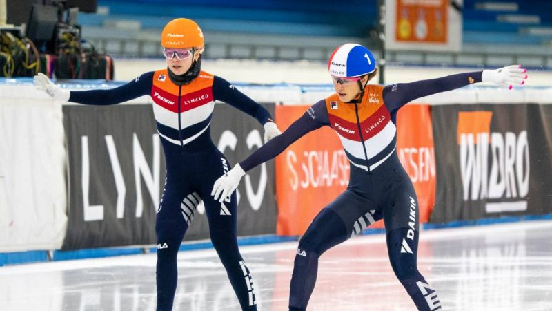 Schultung expands the Dutch title with style |  sport