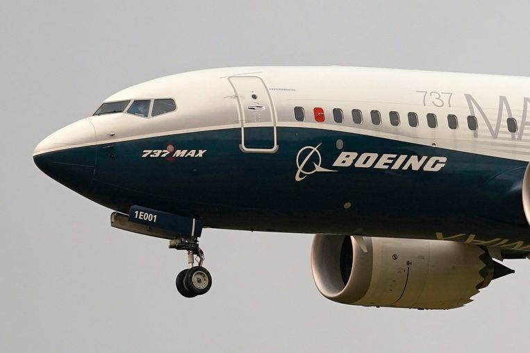 The Boeing 737 Max was allowed to re-enter European airspace