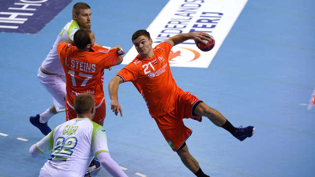 The Smets Brothers in Handball play 50 international matches |  1 Limburg