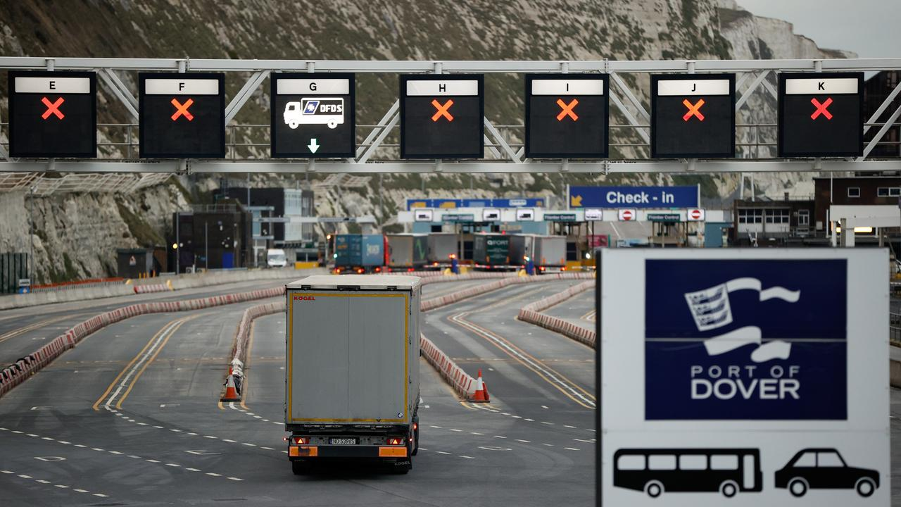 The UK customs system is at risk of heavy burdens and exports are at risk |  right Now