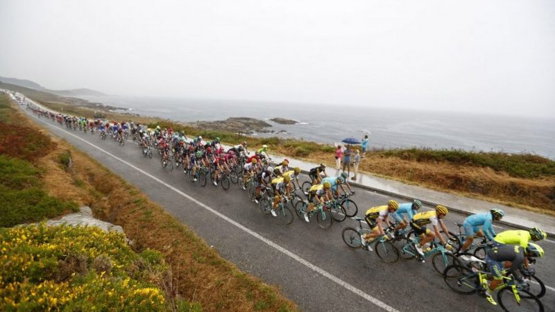 The cycling season is already underway in New Zealand