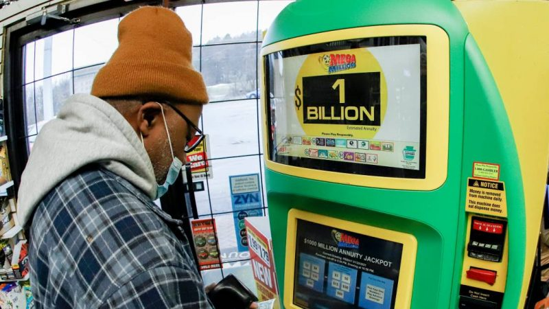 Third highest prize ever in the United States: $ 1 billion for lucky winners from Michigan |  abroad