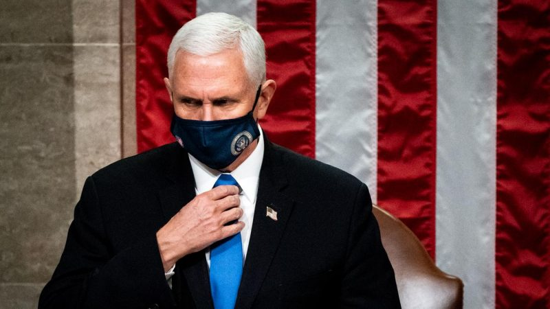 Vice President Pence refuses to remove Trump from office with the 25th Amendment    right Now