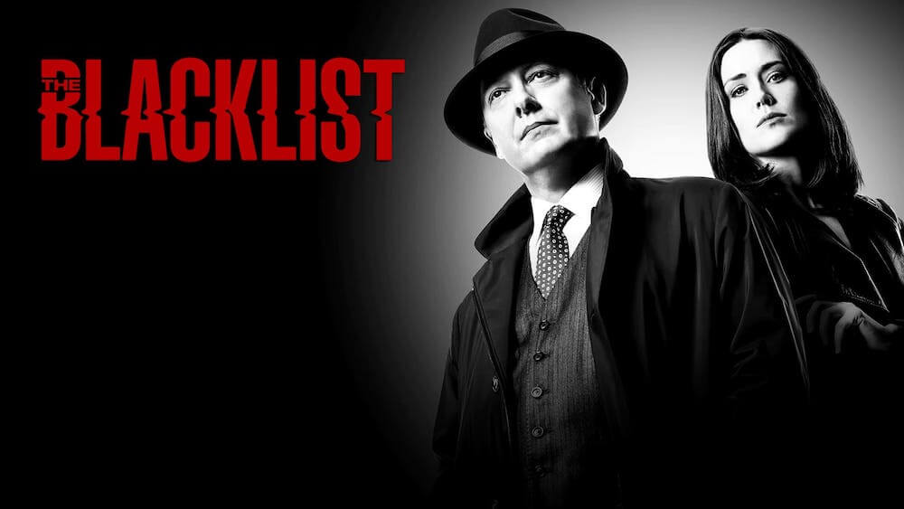 When will season 8 of The Blacklist be shown on Netflix?
