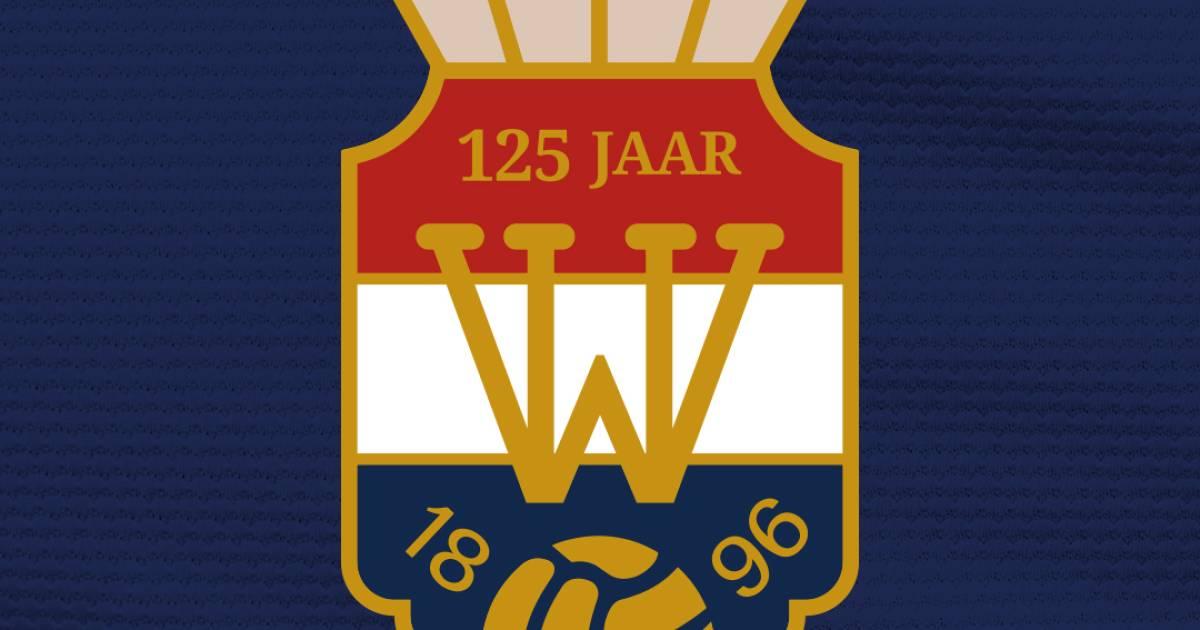 Willem II Presents the 125th Anniversary Logo |  Dutch football