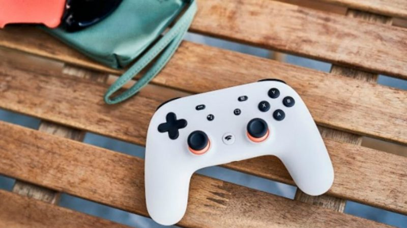 Google pulls its game studios for Stadia
