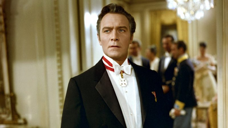 Christopher Plummer kapitein von Trap Sound of Music
