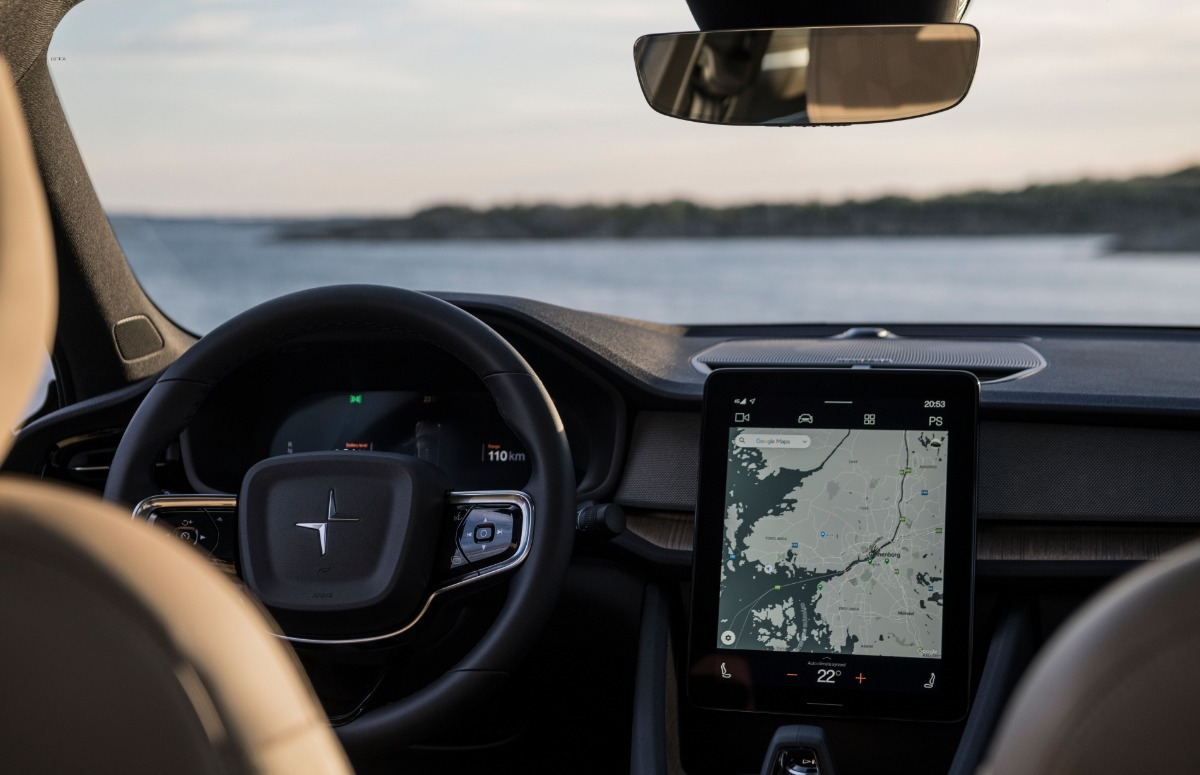What are the upcoming navigation apps for Android Auto?