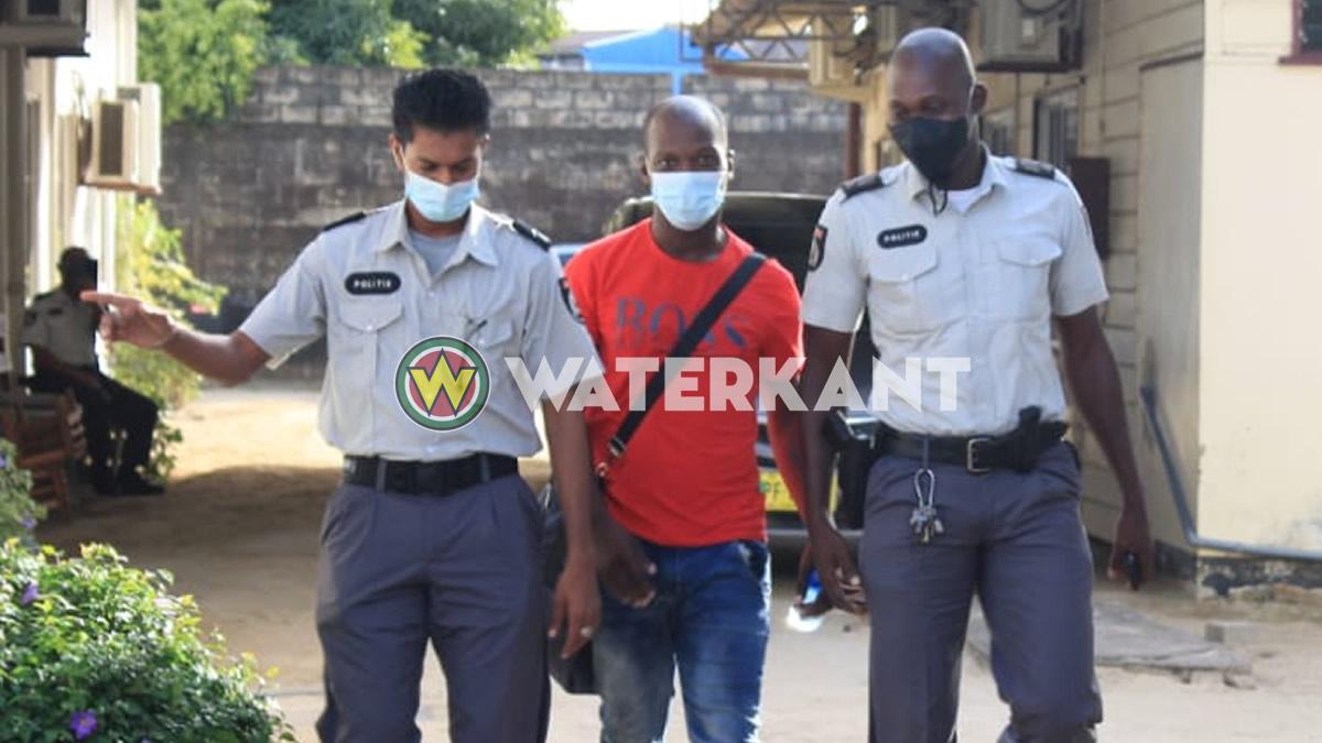 Ciprano Pique has been arrested as a lockdown felon