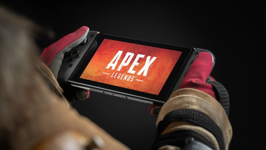 Dedicating some space to the Switch Edition of Apex Legends?