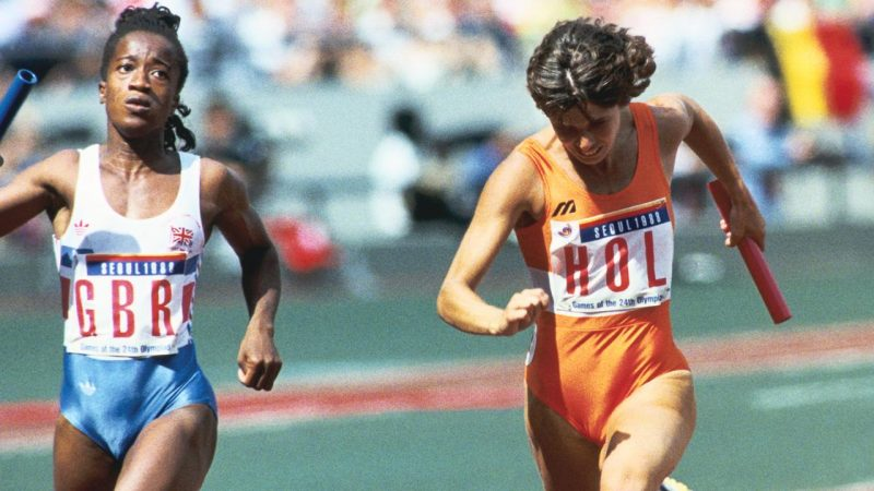Former Olympic and first runner Els Feder dies three times at the age of 61 |  right Now