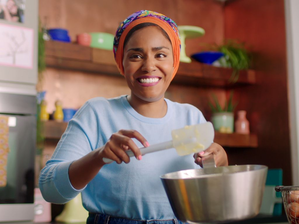 Nadiya Bakes S01: The Bread Cure At Its Best