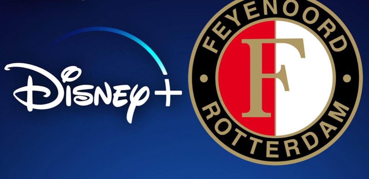 Feyenoord gets its own series on Disney +
