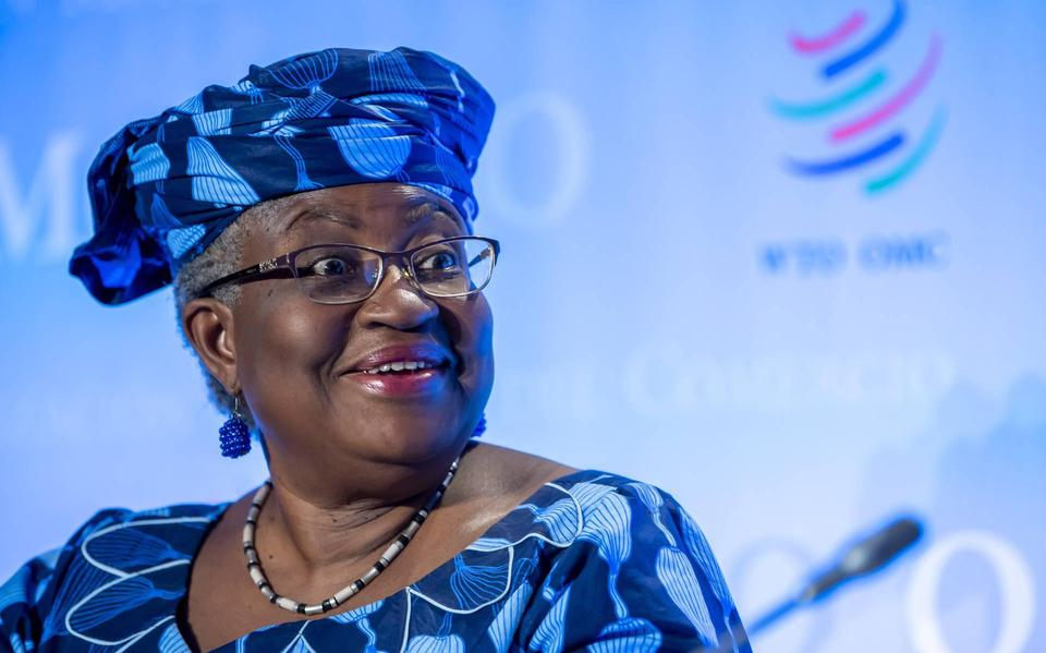 Nigerian appointed head of the World Trade Organization