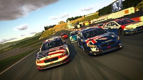 2021 Rallycross