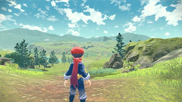 Pokemon Legends Arceus needs to have an open world similar to Zelda.